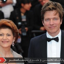 25MrsVassiliou and Thomas Vinterberg - Red carpet - Europe Day
