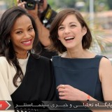 14Zoe Saldana and Marion Cotillard - Photocall - Blood Ties