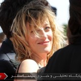 23Valeria Bruni Tedeschi - Red carpet - Un chateau en Italie (A castle in Italy)