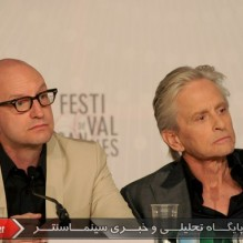 05Steven Soderbergh and Michael Douglas - Press conference - Behind the Candelabra