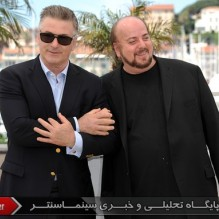 10Alec Baldwin and James Toback - Photocall - Seduced and abandoned