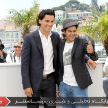 16Tewfik Jallal and Jamel Debbouze - Photocall - Homeland (Ne quelque part)