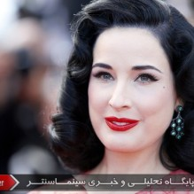 26Dita Von Teese - Red carpet - Behind the Candelabra