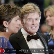 24Robert Redford and Sibylle Szaggars - Red carpet - All is lost