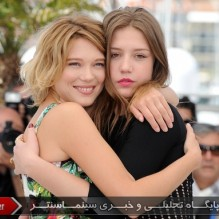 08Lea Seydoux and Adele Exarchopoulos - Photocall - La Vie d'Adele (Blue Is the Warmest Color)