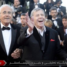 16Michel Legrand, Jerry Lewis and Kevin Pollak - Red Carpet - Max Rose
