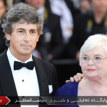 21Alexander Payne and June Squibb - Red Carpet - Nebraska