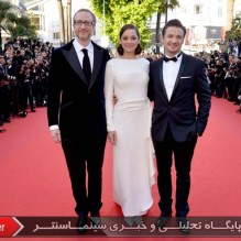 21James Gray, Marion Cotillard and Jeremy Renner - Red carpet - The Immigrant