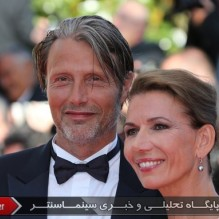 07Mads Mikkelsen and Hanne Jakobsen - Red carpet - Zulu