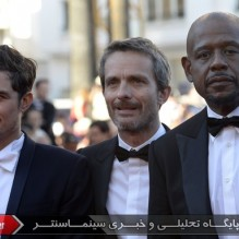 10Orlando Bloom, Jerome Salle and Forest Whitaker - Red carpet - Zulu